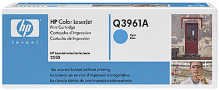 HP 122A Cyan LaserJet Toner Cartridge