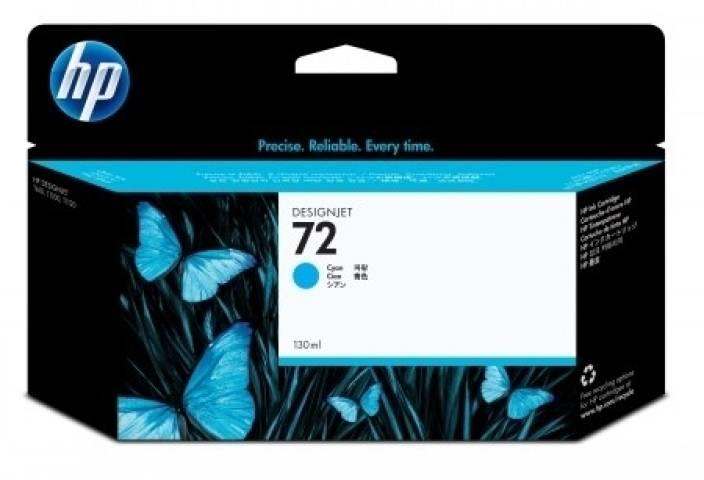 HP 72 130-ml Cyan Ink Cartridge