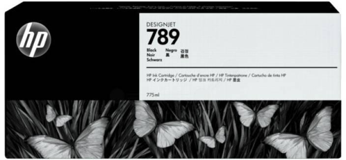 HP 789 775 ml Black Latex Designjet Ink Cartridge
