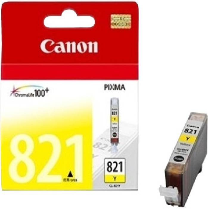 Canon CLI 821Y Ink Cartridge