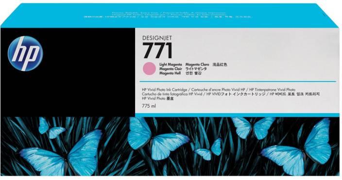 HP 771 3-pack Light Magenta Designjet Ink Cartridges
