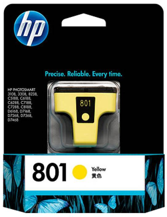 HP 801 Ink Cartridge