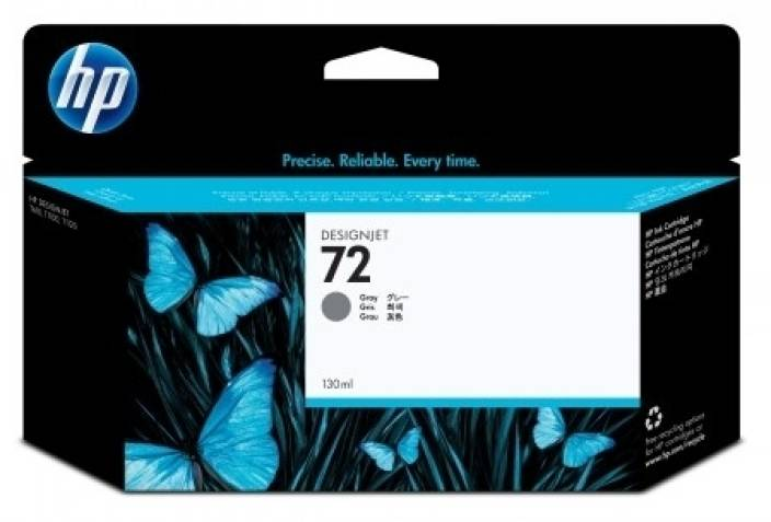 HP 72 130-ml Grey Ink Cartridge