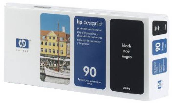 HP 90 Ink Cartridge and Printheads