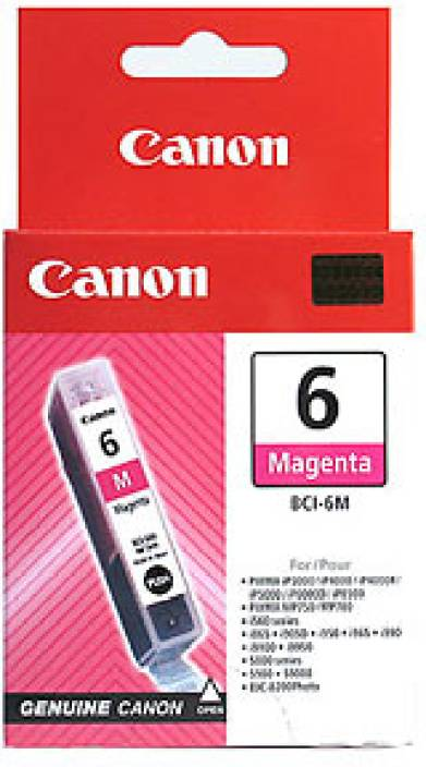 Canon BCI 6M Ink cartridge