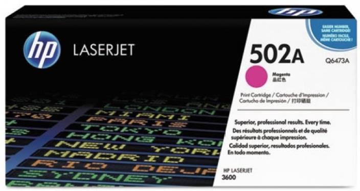 HP Color LaserJet Q6473A Magenta Print Cartridge