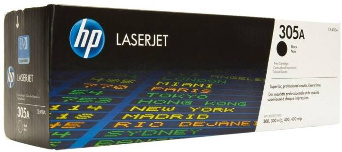 HP LaserJet Pro M451/M475 2.2K Blk Crtg Single Color Toner