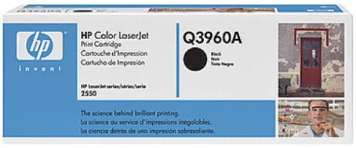 HP 122A Black LaserJet Toner Cartridge