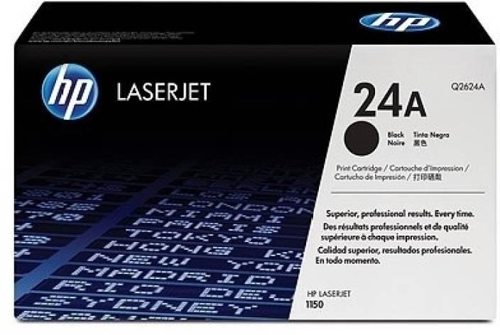 HP LaserJet Q2624A Black Print Cartridge