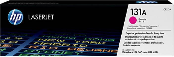 HP 131A Magenta LaserJet Toner Cartridge