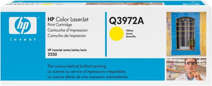 HP 123A Yellow LaserJet Toner Cartridge
