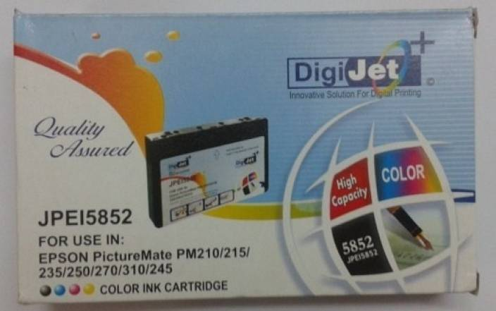 DigiJet 5852 Multi Color Ink