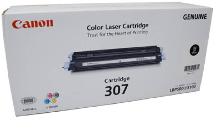 Canon Toner Cartridge 307 Black