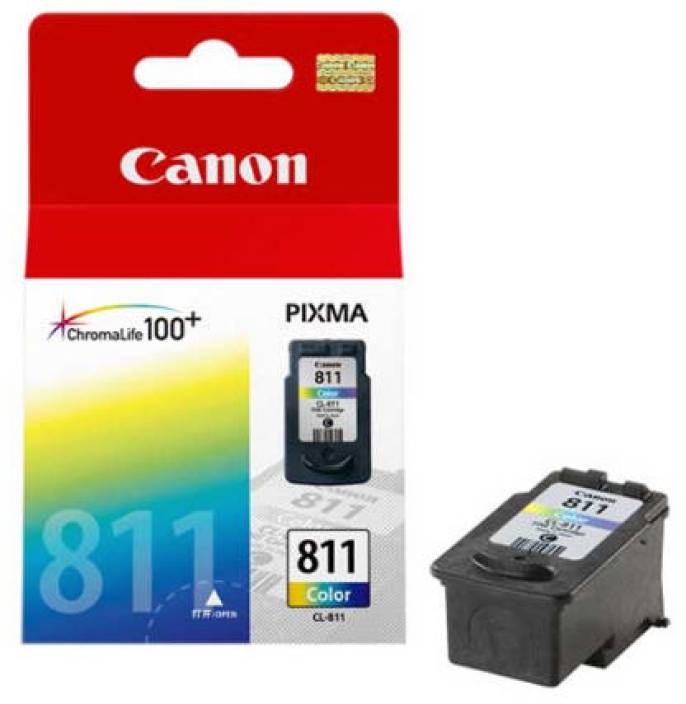 Canon CL 811 Tricolour Ink Cartridge