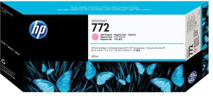 HP 772 300 ml Light Magenta Designjet Ink Cartridge