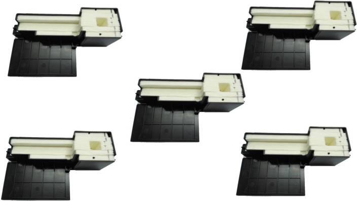 Epson Original Waste Ink Pad Pack of 5 For Epson L210 L110 L310 L360 L130  L313 L363 L220 L111 Printer Multi Color Ink Cartridge