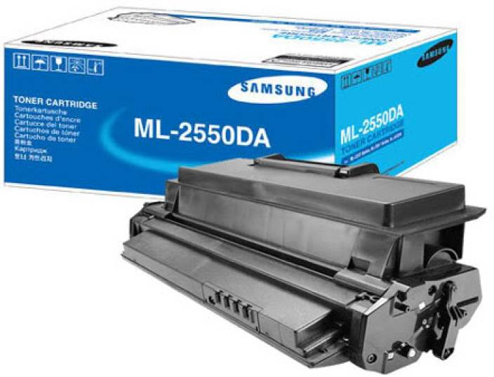 Samsung ML 2550DA Black Toner Cartridge