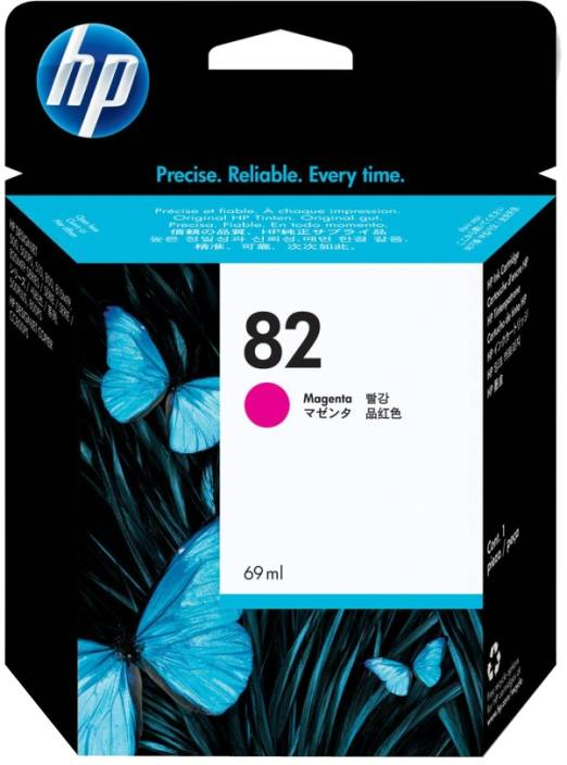 HP 82 69-ml Magenta Ink Cartridge