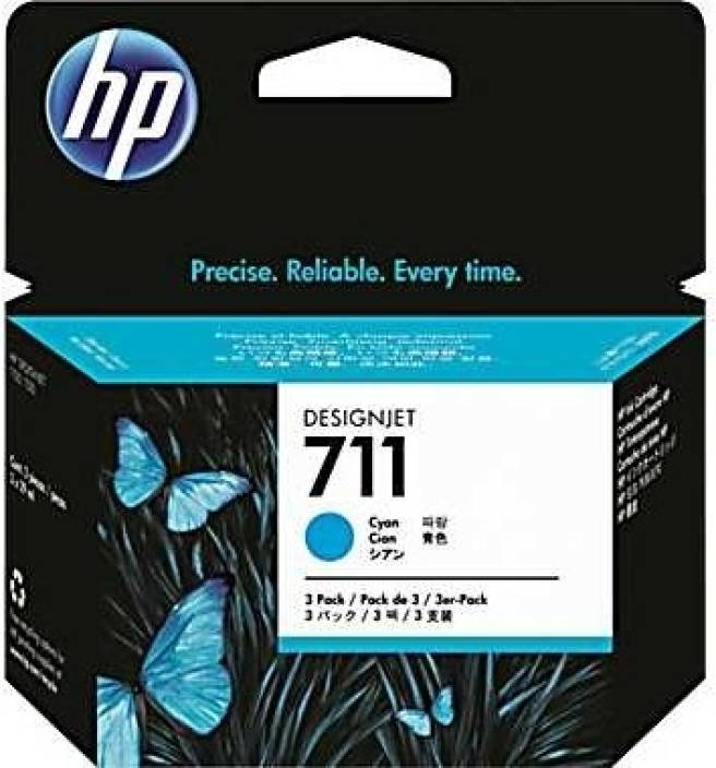 HP 711 29-ml Single Color Ink