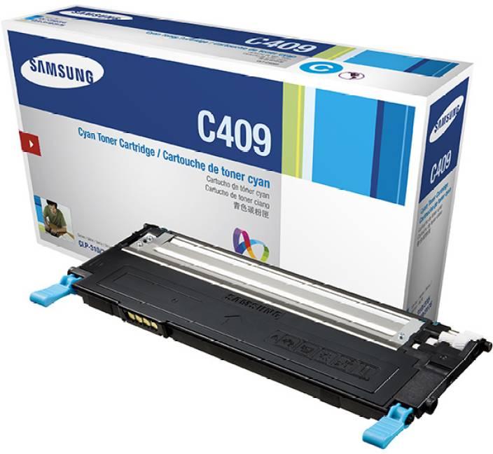 Samsung CLT C409S Cyan Toner Cartridge