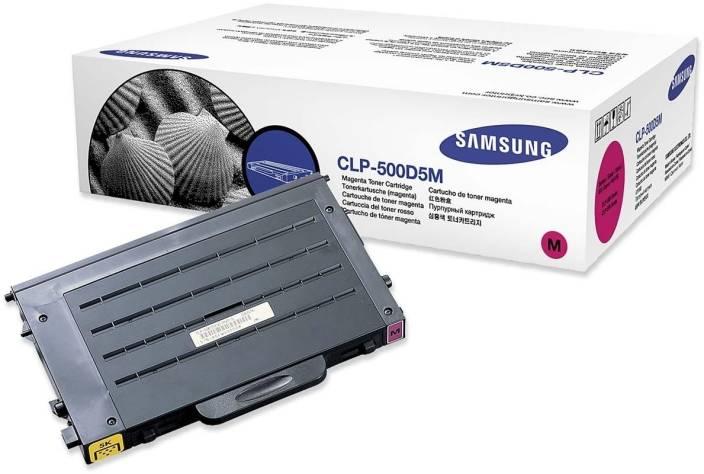 Samsung CLP 500D5M Magenta Toner Cartridge