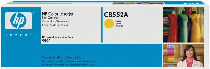 HP Color LaserJet C8552A Yellow Print Cartridge