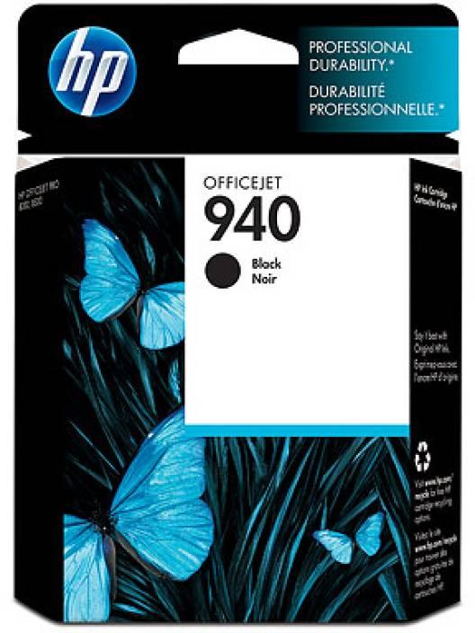 HP 940 Black Ink Cartridge