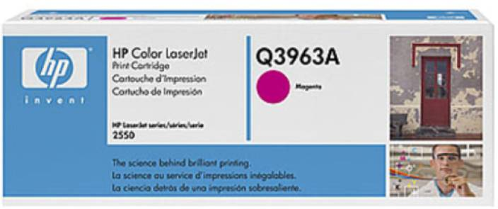 HP 122A Magenta LaserJet Toner Cartridge