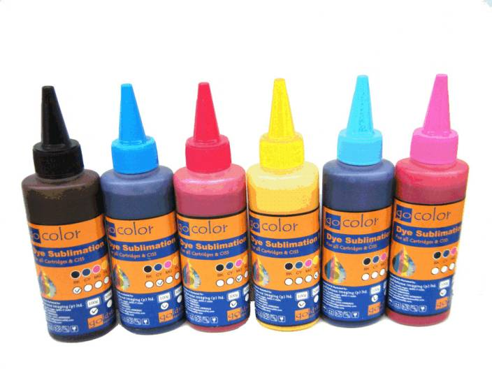 Gocolor Epson Sublimation ink Multi Color Ink