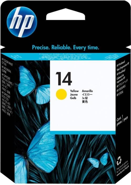 HP 14 Yellow Printhead