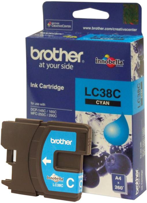 Brother LC 38C Ink cartridge
