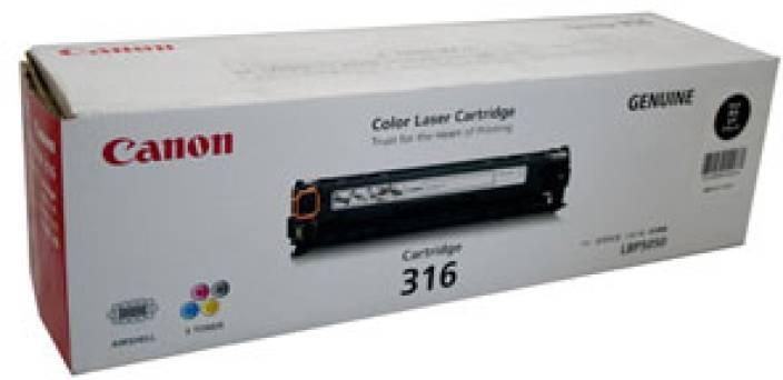 Canon Toner Cartridge 316 Black