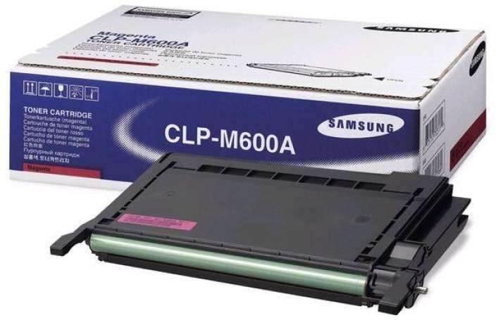 Samsung CLP M600A Magenta Toner Cartridge