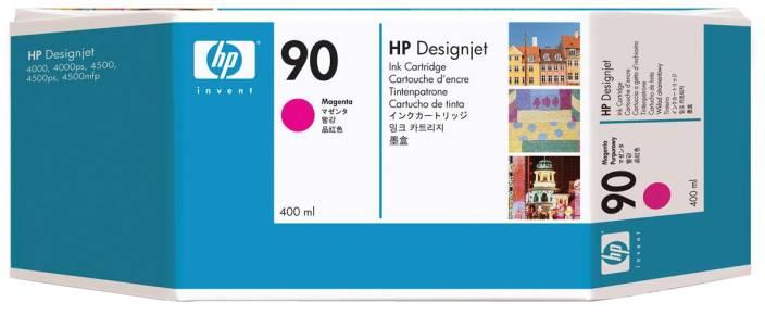HP 90 400-ml Magenta Ink Cartridge