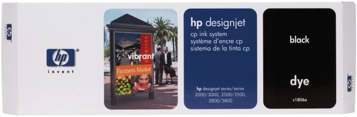 HP Designjet CP 410-ml Black Dye Ink System