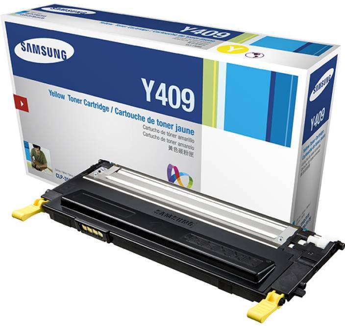 Samsung CLT Y409S Yellow Toner cartridge