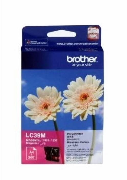 Brother LC 39M Ink cartridge