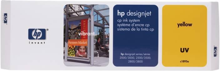 HP Designjet CP 410-ml Yellow Dye Ink System