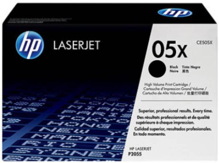 HP CE505X Black Contract LaserJet Toner Cartridge