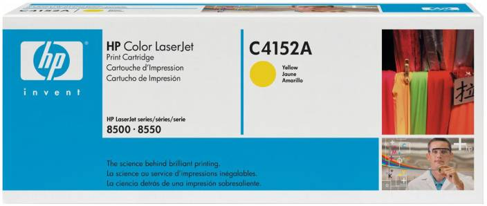 HP Color LaserJet C4152A Yellow Print Cartridge