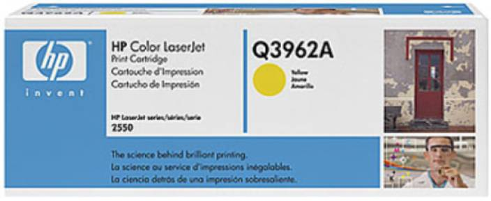 HP 122A Yellow LaserJet Toner Cartridge