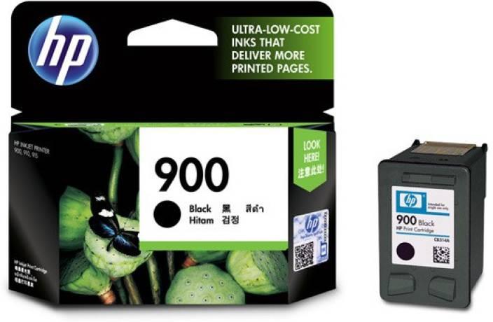HP 900 Black Ink Cartridge