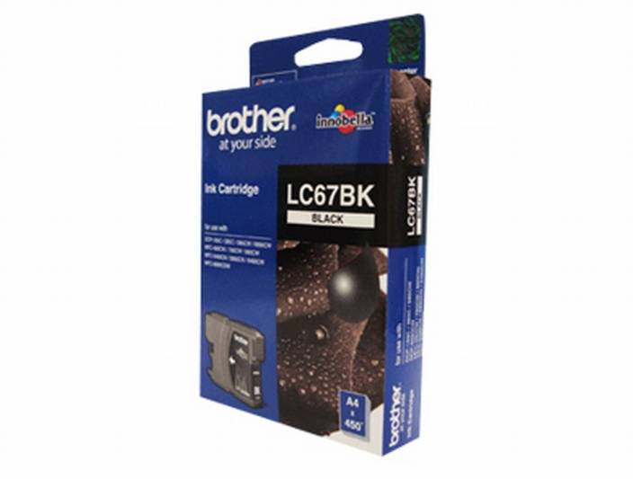 Brother LC 67BK Ink cartridge