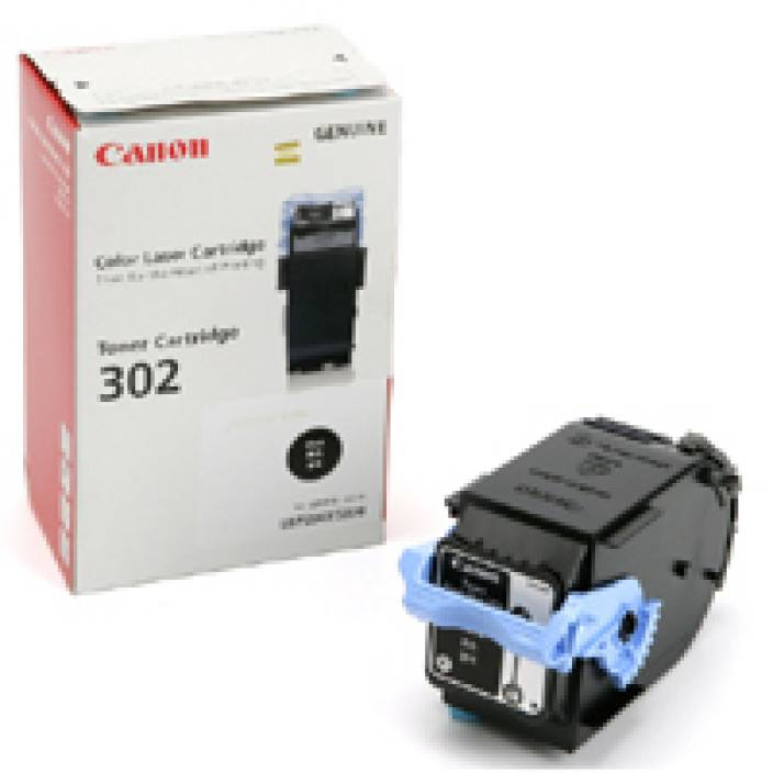 Canon Toner Cartridge 302 Black