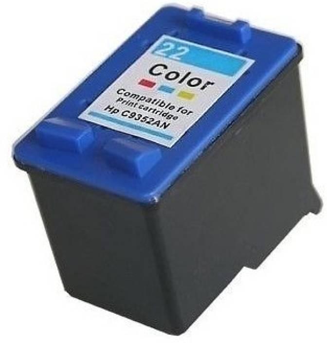 Flowjet Hp 22 Compatible Multi Color Ink