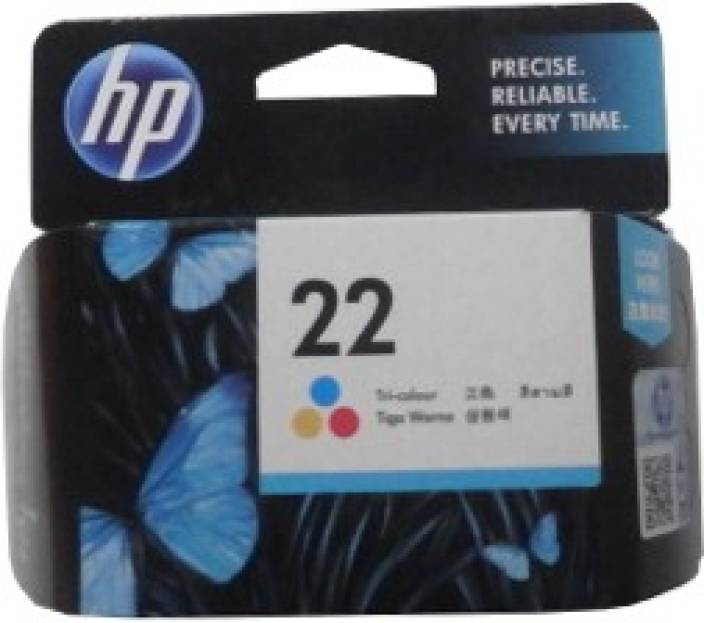 HP 22Tri Color Ink Cartridge