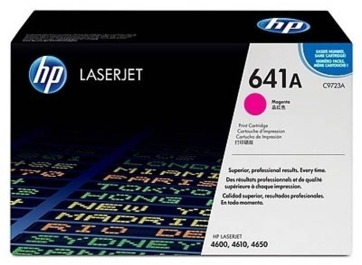 HP 641A Magenta LaserJet Toner Cartridge