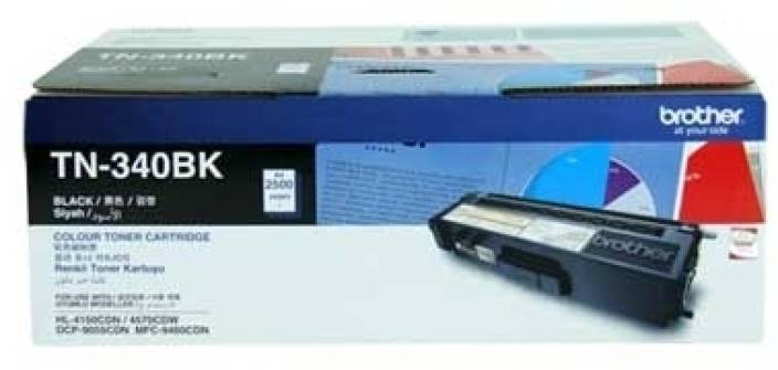 Brother TN 340BK Toner cartridge