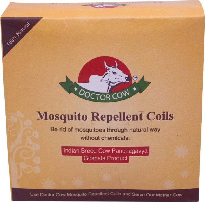 Doctor Cow Repellent Coil