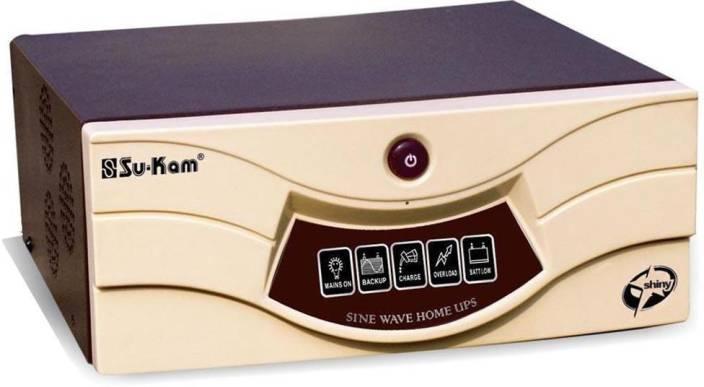 Su-Kam SHINY 900VA/12V Pure Sine Wave Inverter